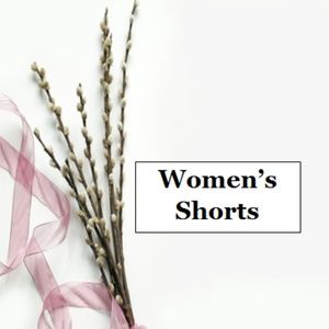 Pants - Women's Shorts